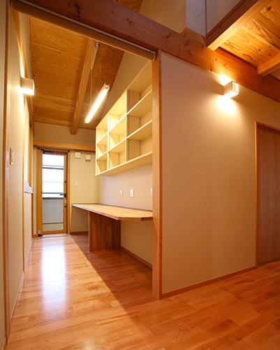 自由設計住宅 フロア